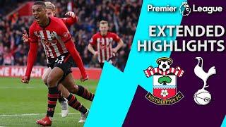 Video Southampton v. Tottenham | PREMIER LEAGUE EXTENDED HIGHLIGHTS | 3/9/19 | NBC Sports MP3, 3GP, MP4, WEBM, AVI, FLV April 2019