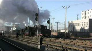 Fuxin China  City pictures : Chinese Steam, Fuxin 2 - SY in Trouble