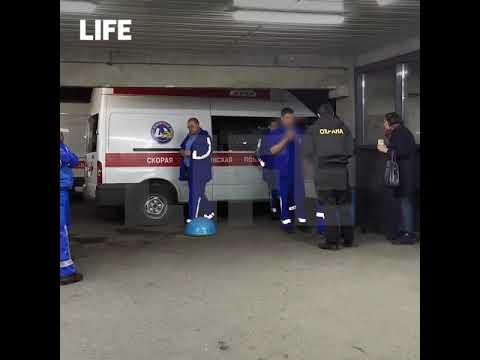 В Елизаветинской больнице врачи скорой подрались с женщиной