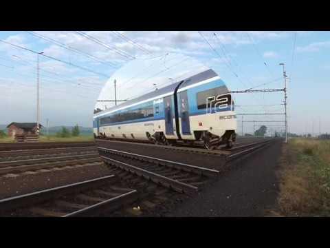 Railjet za Pendolino na vlaku 516 - viz komentář (tisková zpráva)