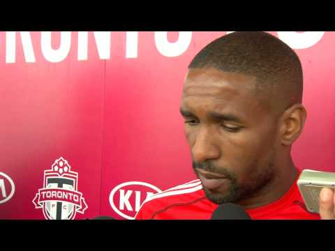 Video: Jermain Defoe - July 29, 2014