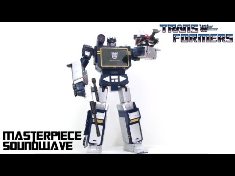 optibotimus - Video Review of the Takara MP-13; Masterpiece Soundwave GET YOURS HERE NOW!!! http://www.bigbadtoystore.com/bbts/product.aspx?product=TAK11481&mode=retail&ut...