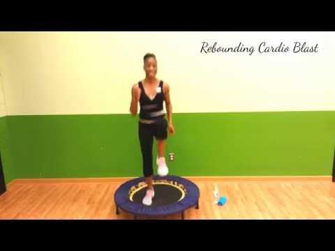 AChampion's 15 Minute Rebouning Cardio Blast Workout