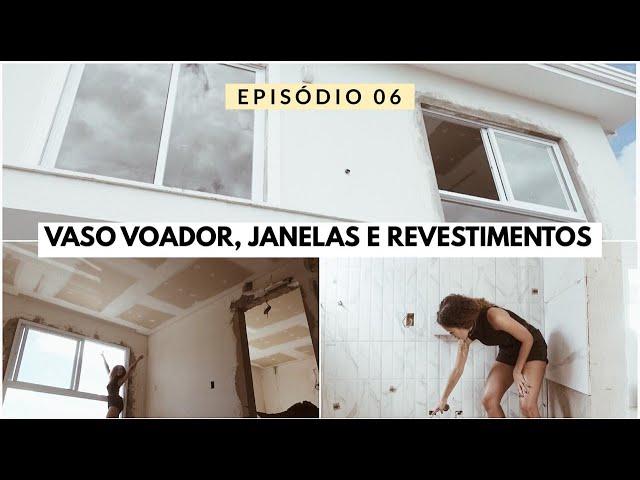 DIÁRIO DA OBRA: JANELAS GIGANTES SEMPRE FORAM MEU SONHO | RAYZA NICÁCIO - Rayza Nicácio
