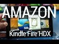 Kindle Fire HDX video review
