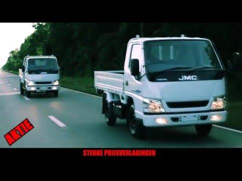 JMC Light Trucks van Yokohama Trading N.V.