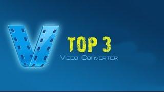 Video Top 3 Video Converters MP3, 3GP, MP4, WEBM, AVI, FLV Juli 2018