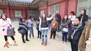 Ruby Travel Korea trip 2013