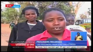 Weekend at One:  Women leadership on Presidential pardon on prisoners, 22/10/16