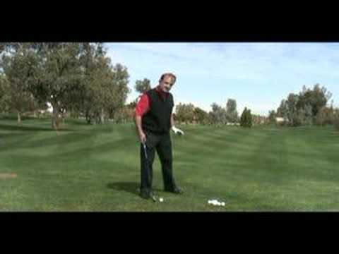 PurePoint Golf Video Lessons – Posture in the Full Swing – Fat and Thin Hits