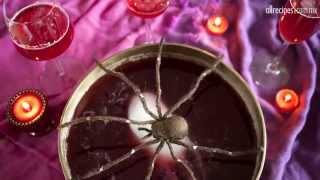 Cómo hacer ponche de bruja para Halloween
