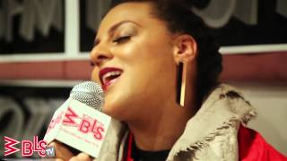 "WBLS Exclusive: Marsha Ambrosius Sings ""Without You"" Live"