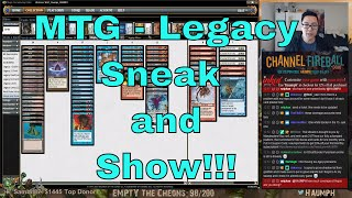 """On viewer's choice Friday, the people decided that I should play Legacy. We decided to play one of the more degenerate combo decks that didn't require a whole lot of thinking. I straight copy pasted JPA93's list as the man is known for just crushing the Legacy leagues with Sneak and Show. The deck is incredibly powerful and fairly simple to play so if you're looking to play a Legacy combo deck, give this a try!- Go to https://www.ChannelFireball.com for all your MTG needs! Put in Coupon Code: HAUMPH to get 5% off your current purchase!Empty the Cheons tokens are also available and simply put in: HAUMPH under the comments sections to get some Empty the Cheons tokens!- Customize your very own playmat at Inkedgaming.com! Your game, your style, use coupon code """"Haumph"""" to receive 12% off your purchase! - https://www.inkedgaming.com/- Buy, sell, and even rent cards on MTGO through Manatraders! Rent all the cards you want for one low monthly price and use COUPON CODE: HaumpHTwitch to get 20% off your first monthly subscription! - https://www.manatraders.com/?medium=H...Don't forget to hit that Like button and Subscribe!Stream: https://www.twitch.tv/haumphTwitter: https://twitter.com/haumphEmail: magichaumph@gmail.comFacebook: https://www.facebook.com/paul.cheon.7"""