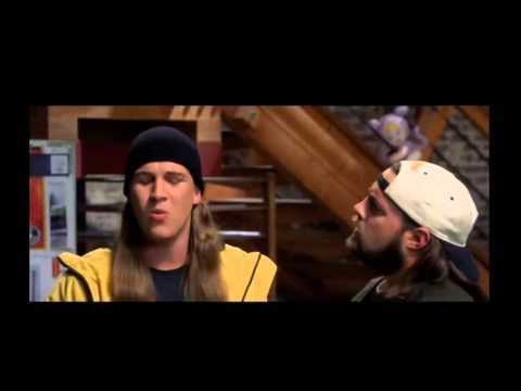 Jay and Silent Bob - Some Chick Says \
