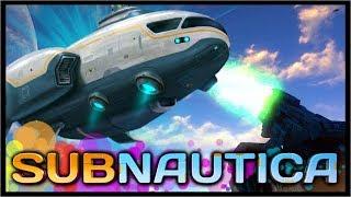 THE SUNBEAM CAME TO RESCUE US!! | Subnautica #8 (Full Release)