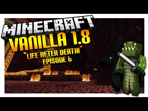 """Vanilla Minecraft 1.8 