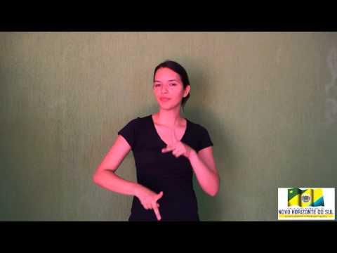 Hino de Novo Horizonte do Sul interpretada por Jakeline Dias Costa