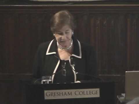 Fruchtbarkeit und Feminismus  (Teil 3) - Ältere Mütter - Baroness Ruth Deech am Gresham College