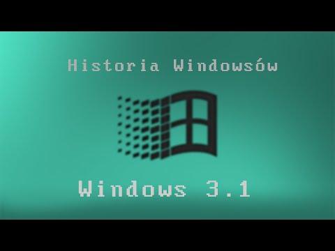 Historia Windowsów - Windows 3.1