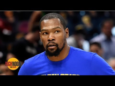 Video: We have no idea what the Nets will look like when Kevin Durant plays - Bomani Jones | High Noon
