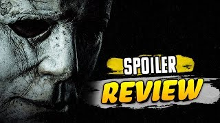 Halloween - Full Review! (Spoiler) by Clevver Movies