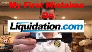 Video My First Mistakes When I Started Buying on Liquidation.com and Sold Updates MP3, 3GP, MP4, WEBM, AVI, FLV Juni 2019