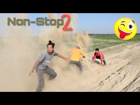 Comedy Non-Stop {Part 2}  2019 || Bindas fun joke ||