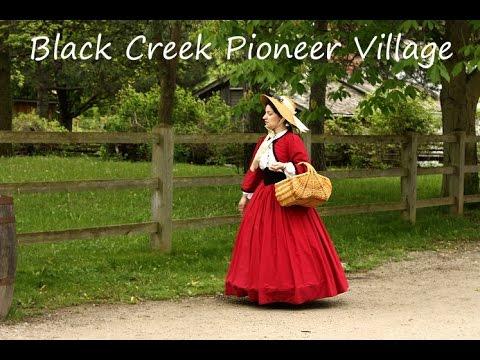 Июнь 2015. Black Creek Pioneer Village