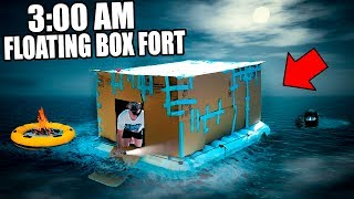 3:00 am FLOATING Box Fort Challenge! in this scary video video we build the biggest floating box fort at 3:00 am and survive in it against ghosts & scary creatures. This scary box fort challenge vlog was hard! We had to build a box fort submarine and survive 24 hours in it. We had to use toys, nerf guns & more to do the 3:00 am Box Fort Challenge!BOX FORT SUBMARINE CHALLENGE!!https://youtu.be/FEeh1oA-pF8WORLDS BIGGEST BOX FORT NERF WAR! 1v1 NERF BATTLE!https://youtu.be/pxfEL5qpuKwBOX FORT ZOO CHALLENGE!https://youtu.be/ArSG0Wnj828BOX FORT Vs VOLCANO CHALLENGE!https://youtu.be/mOyGEkgYNS8BOX FORT BOAT VS TSUNAMI CHALLENGE!https://youtu.be/yVUCcLQpFzYFLYING BOX FORT CHALLENGE! 📦 https://youtu.be/uylorgdebp4BOX FORT BOAT SURVIVAL CHALLENGE! https://youtu.be/k1kGBjlyYzEGet Awesome Papa Jake Merchandise! https://shop.bbtv.com/collections/team-epiphanySubscribe To My Gaming Channel - Papa Jake Games! https://www.youtube.com/watch?v=a01luoUVJ5cSubscribe To My Second Channel - Papa Jake Toyshttps://www.youtube.com/channel/UCmeNL9Nc2H1Mezu3gcb1hlAFOLLOW ME!!! LET'S BE FRIENDS:● Twitter - https://goo.gl/s1laJW● Facebook - https://goo.gl/sCnm8B● Instagram - https://goo.gl/x6H5Er● Snapchat - PapaJakeTE● Logan The Editor Instagram - https://goo.gl/842JeDCheck Out The Awesome Glowing 1000 degree KNIFE Videos:.com/watch?v=KiWNeqG_fp4MAIL ME STUFF :)119-660 Eglinton AVE.EAST SUITE 201 TORONTO, ON. M4G 2K2CanadaWARNING: This video is only for entertainment purposes. Do not attempt to recreate any of the acts in this video, as they may be dangerous if not done correctly, and could result in serious injury. If you rely on the information portrayed in this video, you assume the responsibility for the results. Have fun, but always think ahead, and remember that every project you try is at YOUR OWN RISK.