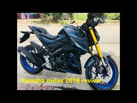Yamaha M Slaz 2018 First Arrived Cambodia