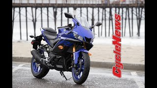 6. 2019 Yamaha YZF-R3 Review - Cycle News