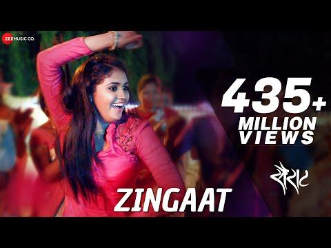 Video Zingaat - Official Full Video | Sairat | Akash Thosar & Rinku Rajguru | Ajay Atul | Nagraj Manjule download in MP3, 3GP, MP4, WEBM, AVI, FLV January 2017