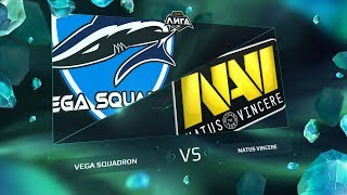 Vega vs NaVi, game 1