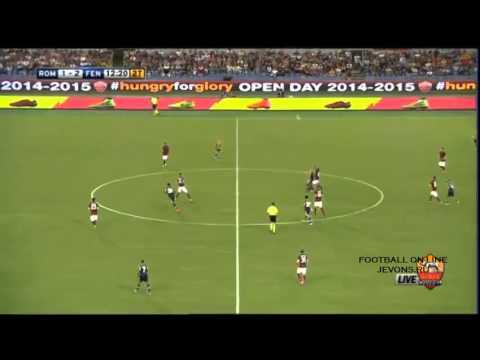 ไฮไลท์ฟุตบอล คลิปไฮไลท์ Roma 3 3 Fenerbahce HD