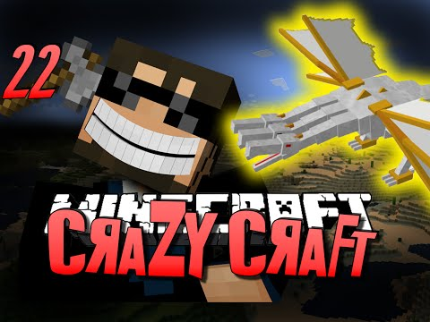 Minecraft CRAZY CRAFT 22 – THE KING BATTLE (Minecraft Mod Survival)