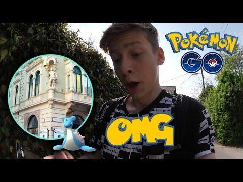 OMG! WILDES LAPRAS FANGEN! • Pokemon Go deutsch