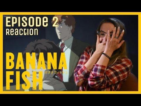 Banana Fish - Episode 2 Reaction