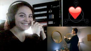 Video REACTING AT WORK to: Say Amen (Saturday Night) Panic! At The Disco download in MP3, 3GP, MP4, WEBM, AVI, FLV January 2017
