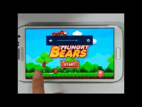 Video of (FREE) Hungry Bears Game