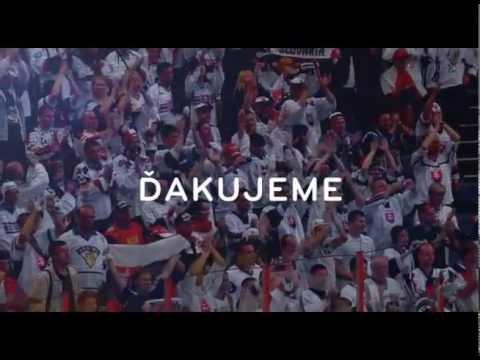 Dakujeme slovenskym hokejistom