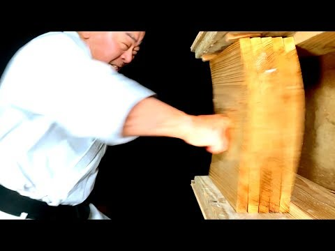 The most dangerous punch | Okinawa Karate | Masaaki Ikemiyagi | 最も危険な突き | 池宮城政明先生 | 沖縄空手
