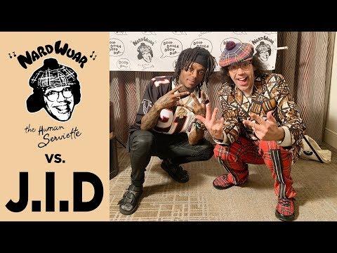 Nardwuar vs. J.I.D