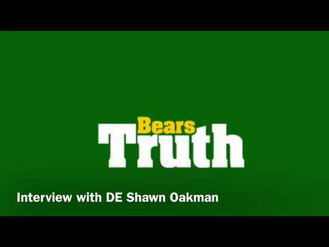 Shawn Oakman Interview 7/21/2014 video.