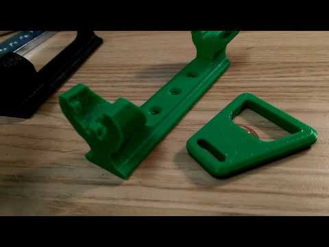 3D printer build 11: BLOBS ARE GONE!
