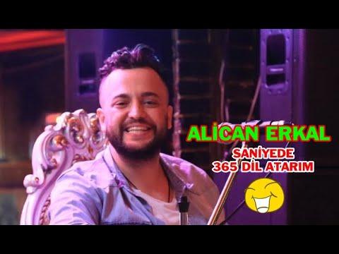 Alican Erkal - Saniyede 365 Dil Atarım (Küfür İçerir)