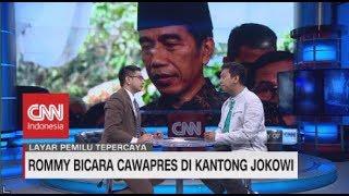 Video Rommy Bicara Nama-Nama Cawapres di Kantong Jokowi MP3, 3GP, MP4, WEBM, AVI, FLV Juli 2018