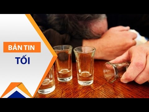 Vũng Tàu: Thêm bệnh nhân ngộ độc rượu nguy kịch | VTC - Thời lượng: 2 phút, 8 giây.