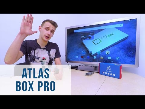 Видеообзор ATLAS Android TV Box Pro