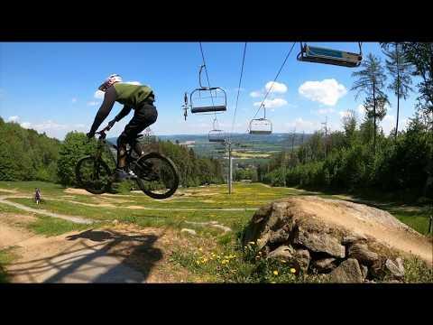 (cz) Bikepark Monínec 2020