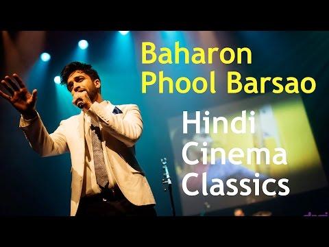 Video Baharon Phool Barsao  - Navin Kundra at Oude Luxor Theater Rotterdam download in MP3, 3GP, MP4, WEBM, AVI, FLV January 2017